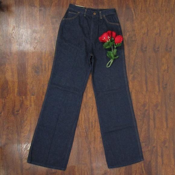 1429d8c4 Wrangler Jeans | Wide Bell Bottoms Deadstock Vtg 70s | Poshmark